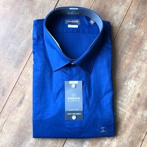 New-with-tags Van Heusen big-fit shirt